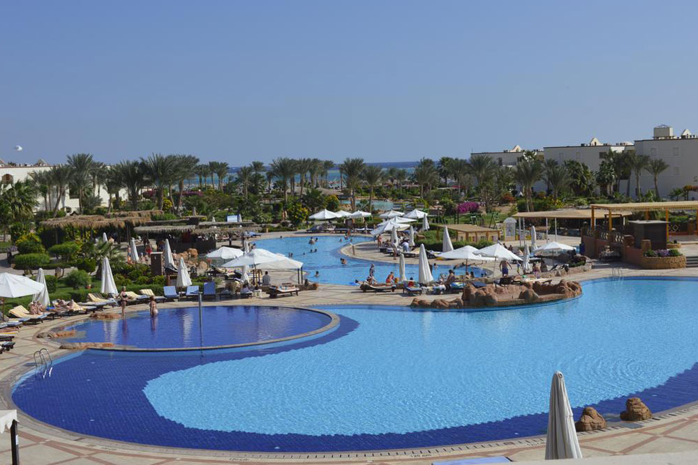 Отель редженси плаза аквапарк шарм эль шейх фото